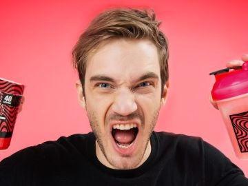 PewDiePie tiene un poco de mala leche