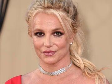 Britney Spears durante un evento en Los Ángeles