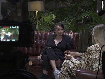 Sindy Takanashi nos enseña los secretos del rodaje de 'Las Uñas'