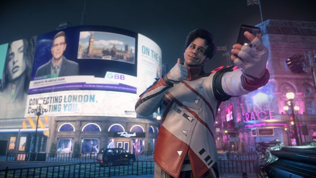 ElRubius en Picadilly Circus (virtual)
