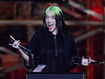Billie está tan contenta con su documental