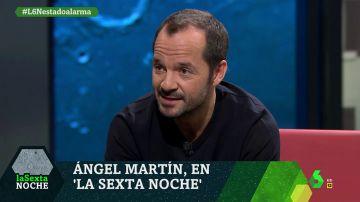 Ángel Martín en laSexta Noche