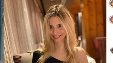 Gemma Gallardo, siempre sonriente
