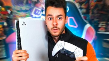 TheGrefg ya probó Fortnite en PS5