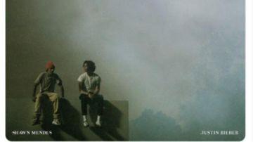 Justin Bieber y Shawn Mendes en la portada de 'Monster'