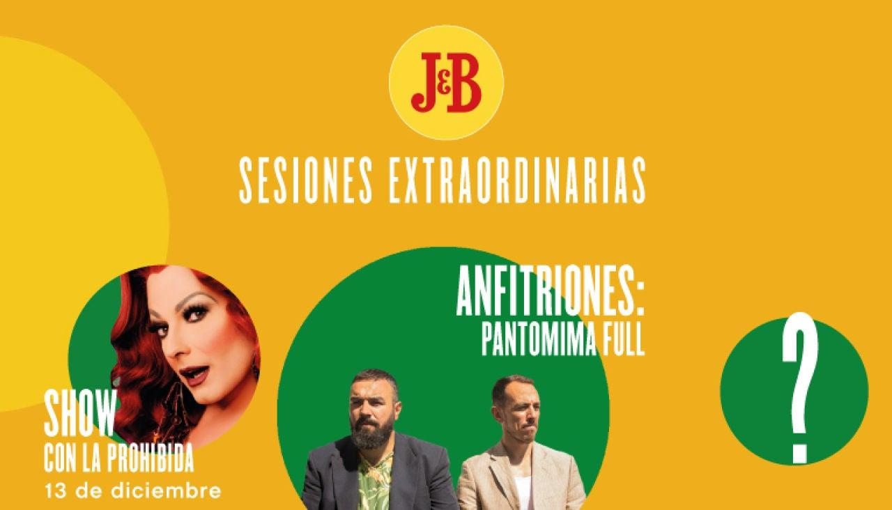 J&B te lleva a casa increíbles experiencias con Sesiones Extraordinarias