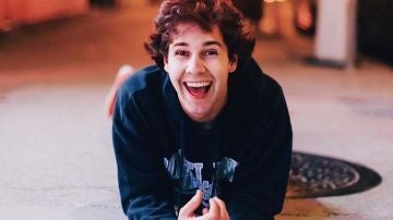 David Dobrik, un streamer sonriente