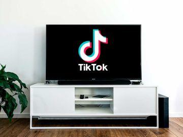 TikTok en Android TV