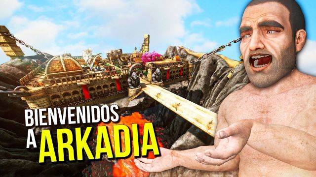 Imagen del trailer de Arkadia