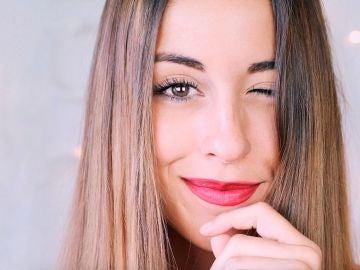 Paula Gonu en uno de sus vídeos