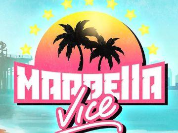El logotipo de Marbella Vice
