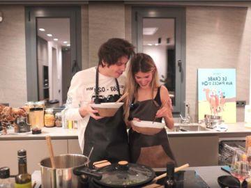 El Rubius e Irina Isasia en streaming