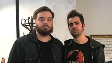 Ibai y Auron, los reyes de Twitch en España