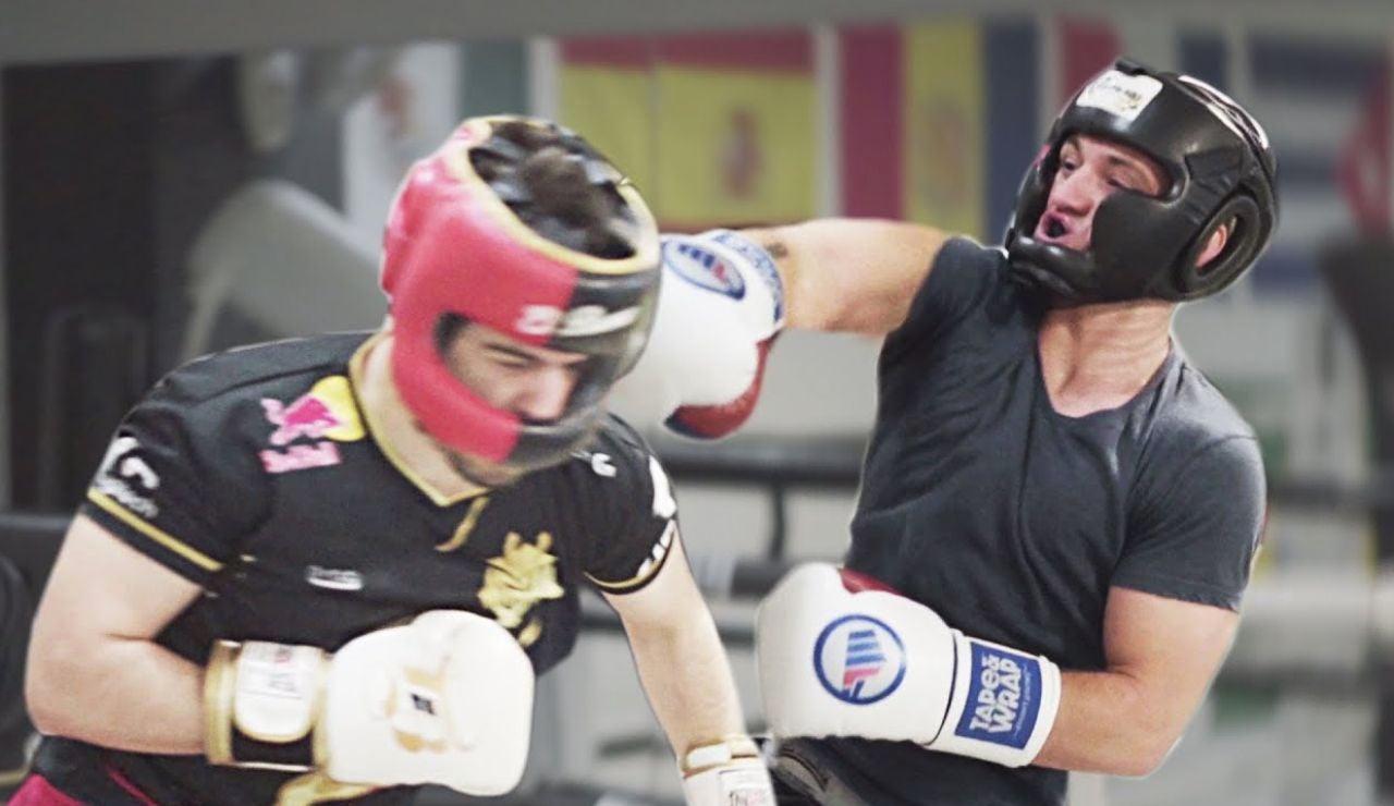 ElMillor, entrenando duro para el combate