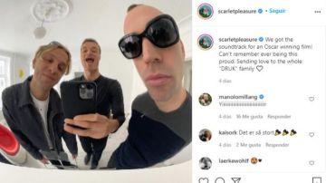 Scarlet Pleasure en Instagram