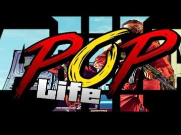 Logotipo de Pop Life