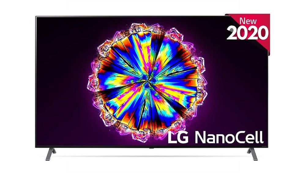 LG Smart TV 4K UHD NanoCell