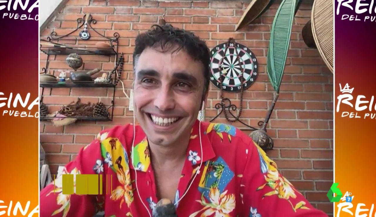 """Canco Rodríguez, sobre de 'La Reina del pueblo': """"Vais a echar de menos las fiestas de pueblo a las que no pudimos ir"""""""