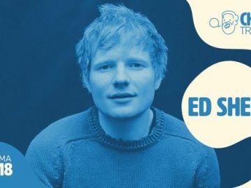 Ed Sheeran pasará una tarde con Ibai