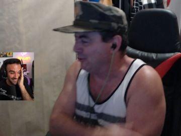 Illo Juan reaccionado a la celebración de Wolfangkillers