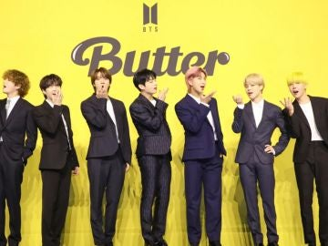 Butter, el último gran éxito de BTS