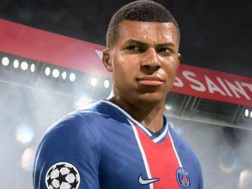 Mbappé en FIFA 21