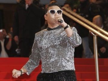 """El cantante surcoreano PSY conocido por su éxito """"Gangnam Style""""."""