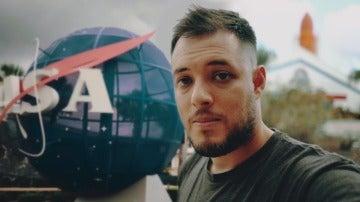 Rush Smith visita la NASA
