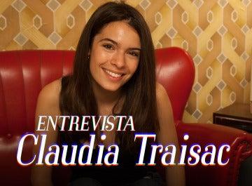 Claudia Traisac: 'Nos impresionó mucho lo que había pasado con Anna Allen'