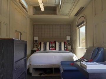¿Cómo es vivir durante 24 horas a bordo de un tren?