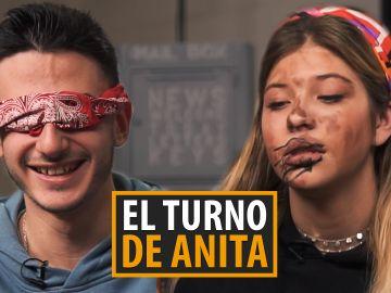 EL TURNO DE ANITA con Jordi Wild | Roomies