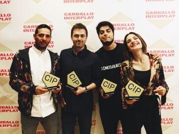 Buster triunfa en el Carballo Interplay 2018 con cuatro premios