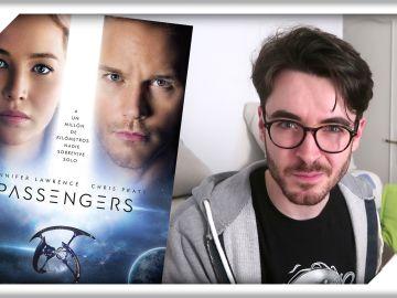 QuantumFracture analiza la ciencia de la película 'Passangers'