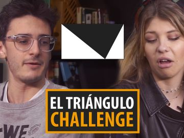 EL TRIÁNGULO CHALLENGE con QuantumFracture | Roomies