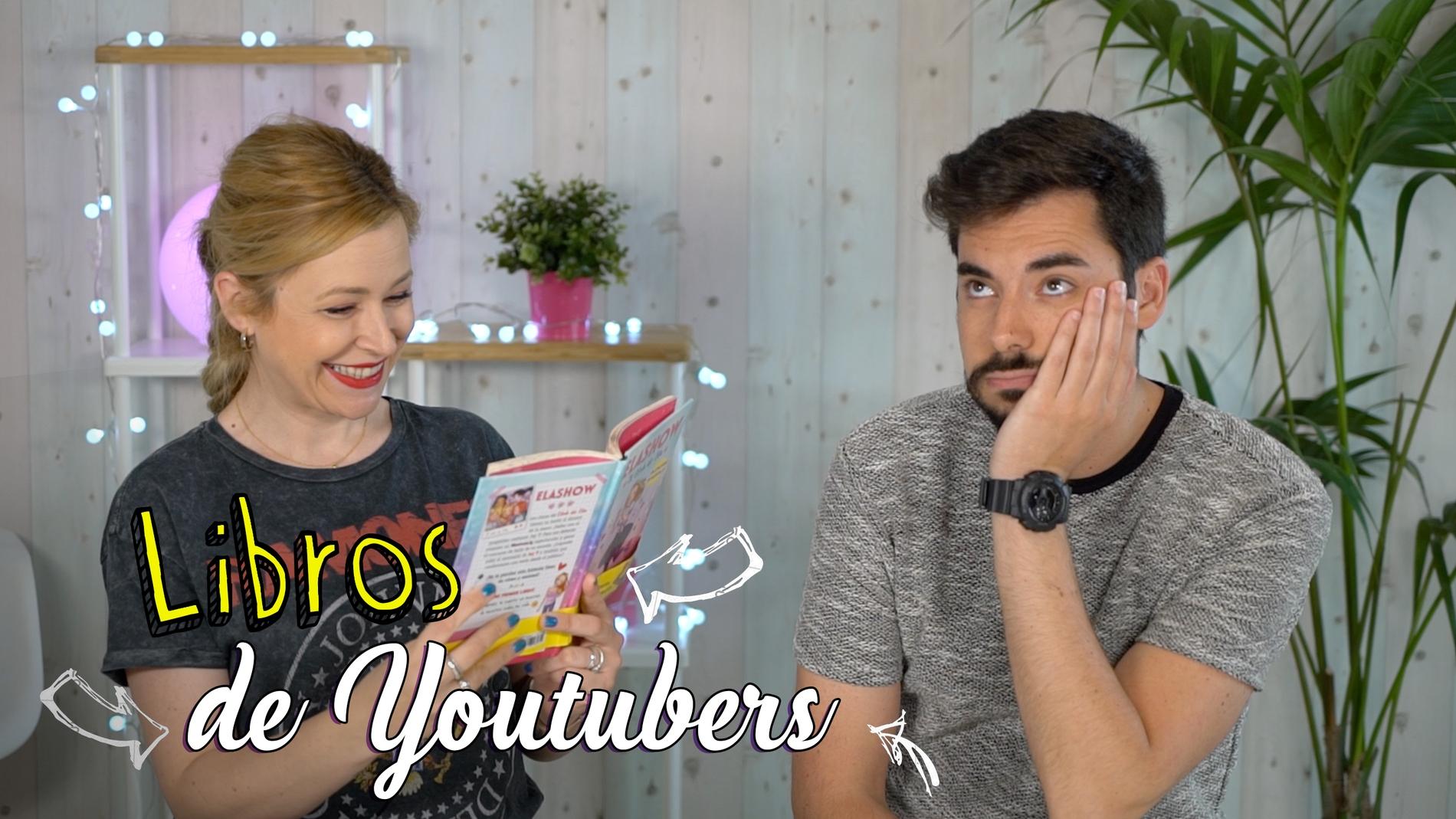 Los libros de Youtubers, ¿La muerte de la literatura? | Familia Carameluchi