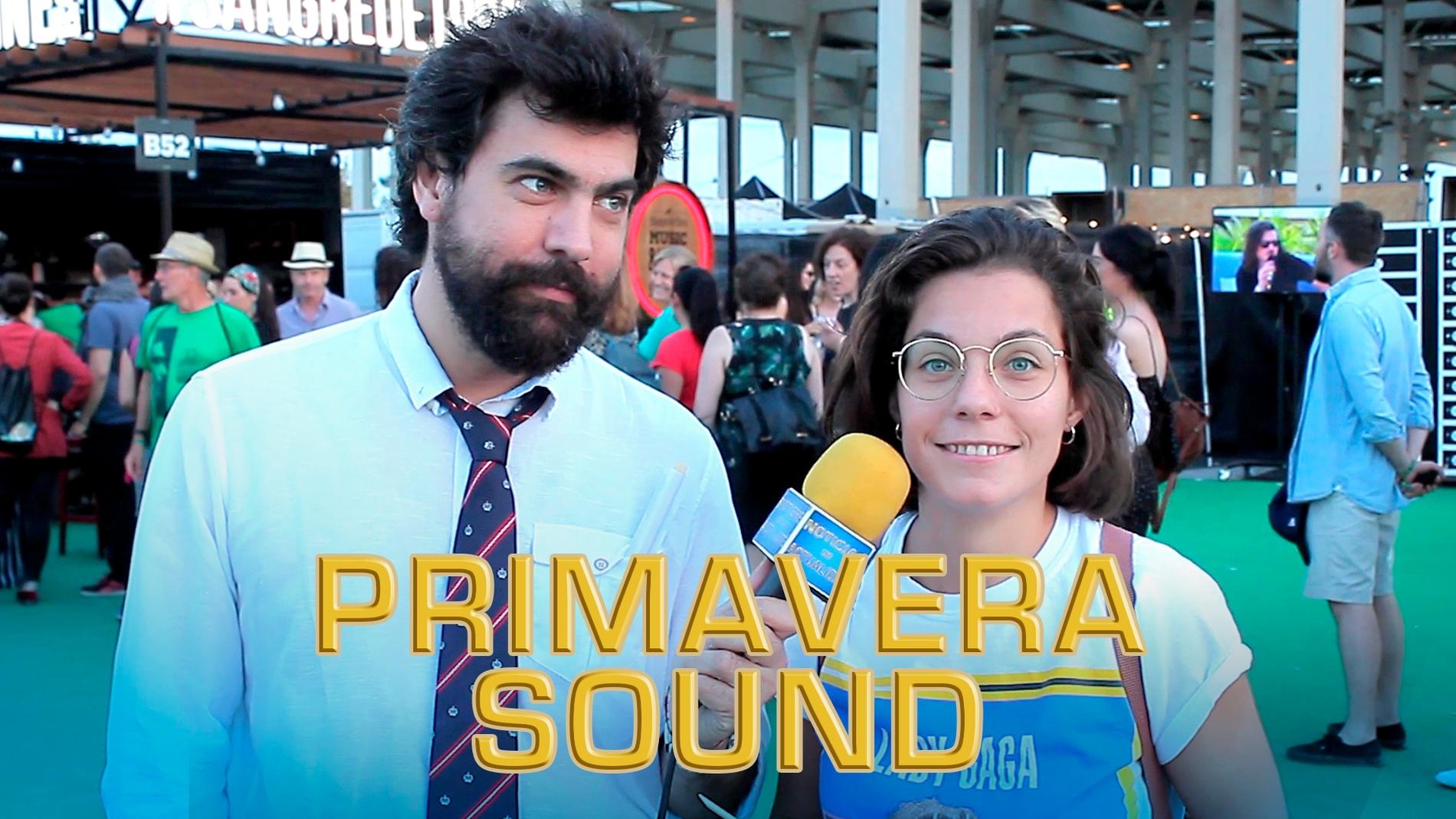 Primavera Sound   Noticias de Actualidad - Venga Monjas