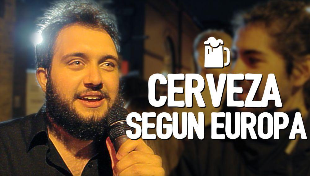 CERVEZA según Europa | Fortfast