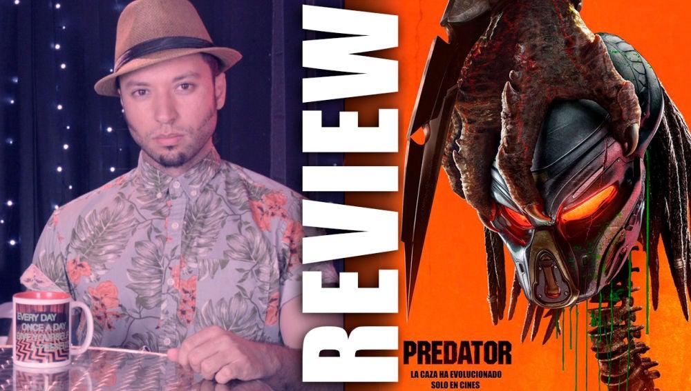 El Chico Morera - Predator