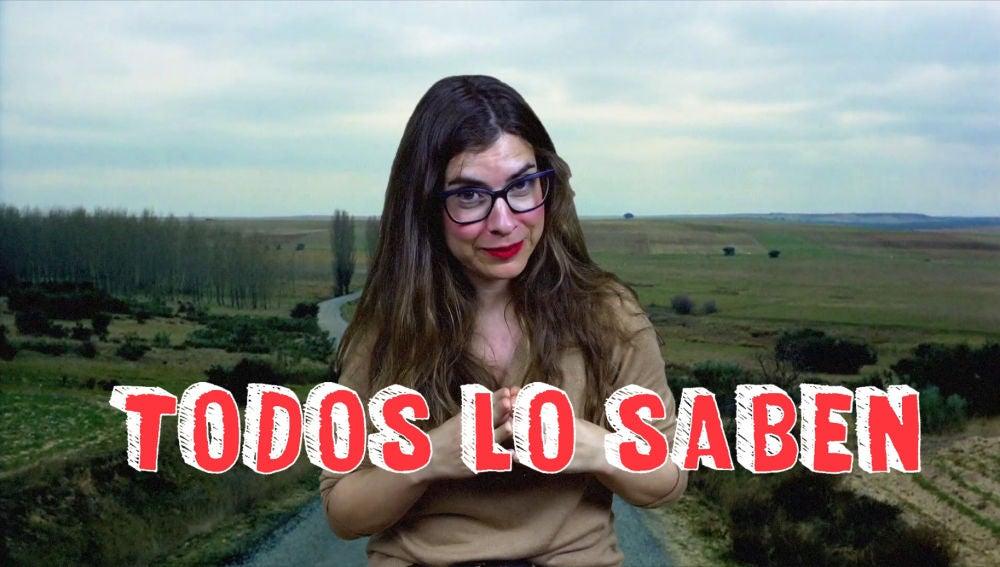 Todos lo saben - Isa Calderón