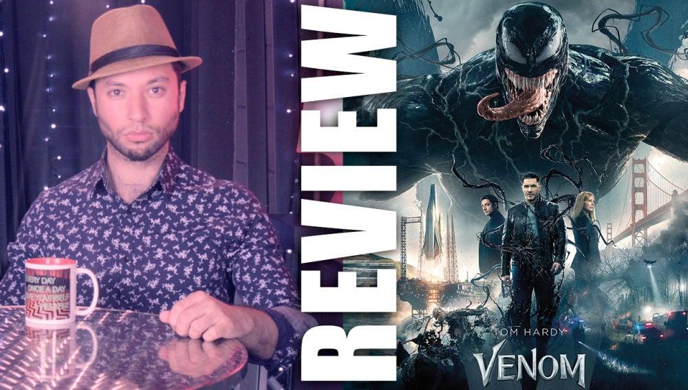 Crítica de 'Venom' | El Chico Morera