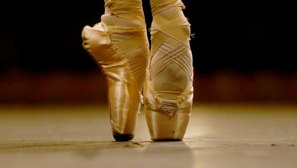 Zapatos de ballet