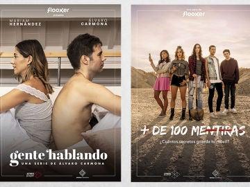 'Más de 100 mentiras' y 'Gente hablando', nominadas en el Festival Carballo Interplay
