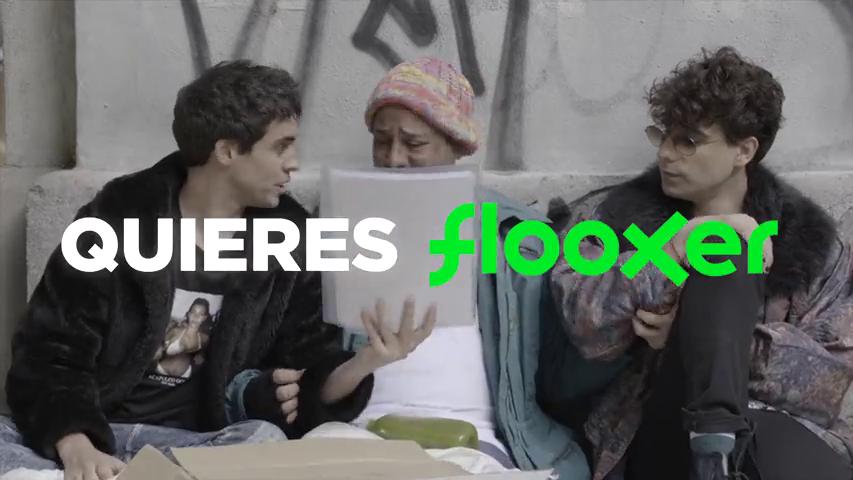 Flooxer estrena su nueva campaña, #QuieresFlooxer