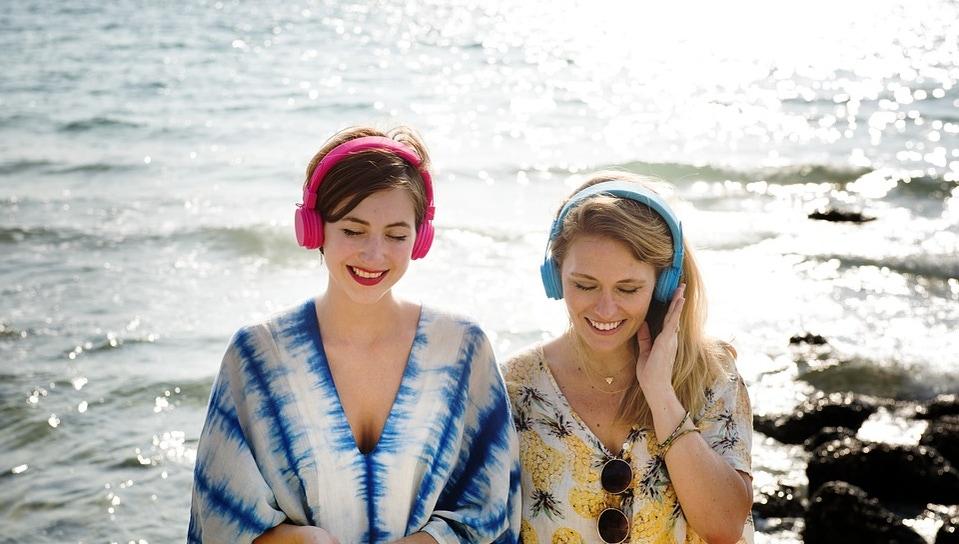 Música, amigos y verano