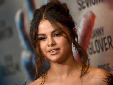 Selena Gómez durante una aparición pública en 2019.