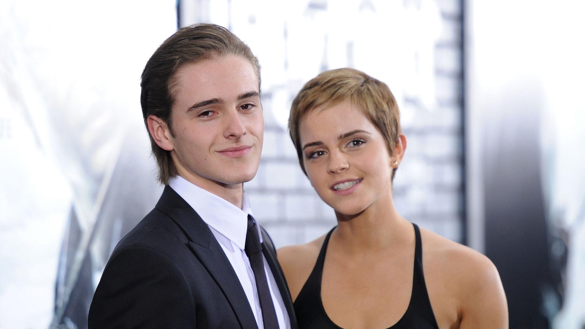 Alex Watson y Emma Watson