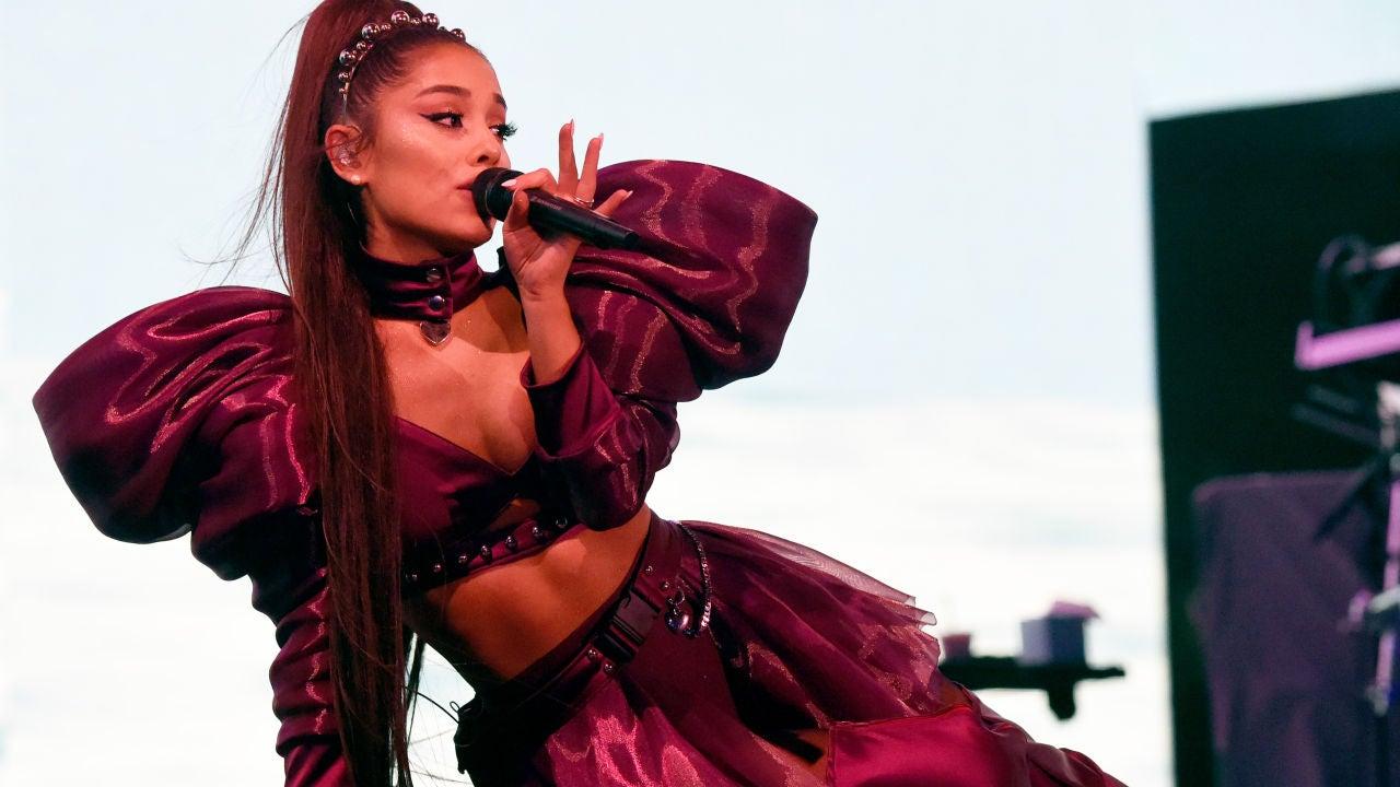 Ariana Grande, ¿copiona O Copiada? Denuncia A Una Marca