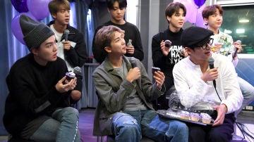 BTS, los reyes del K-pop
