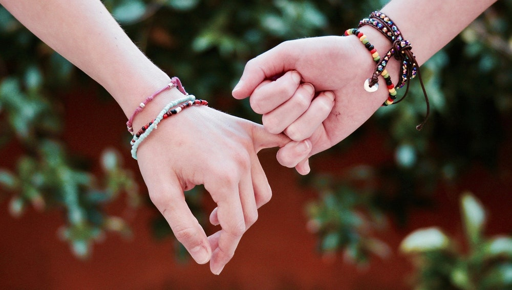 La amistad es lo más importante