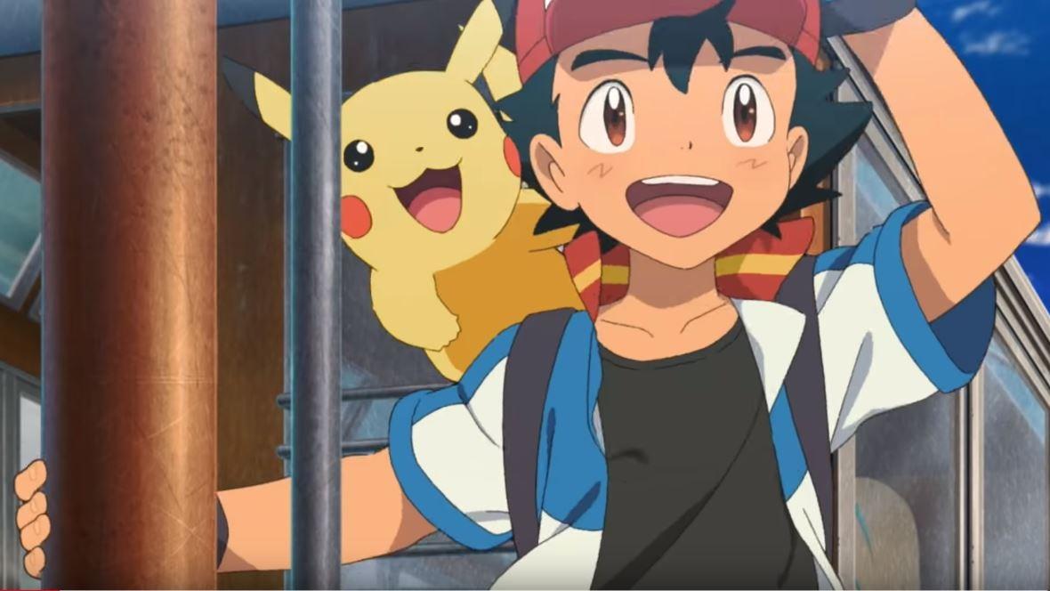 Película anime Pokémon: El poder de todos